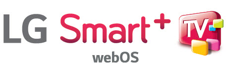 Logo of LG Smart+: weBOS